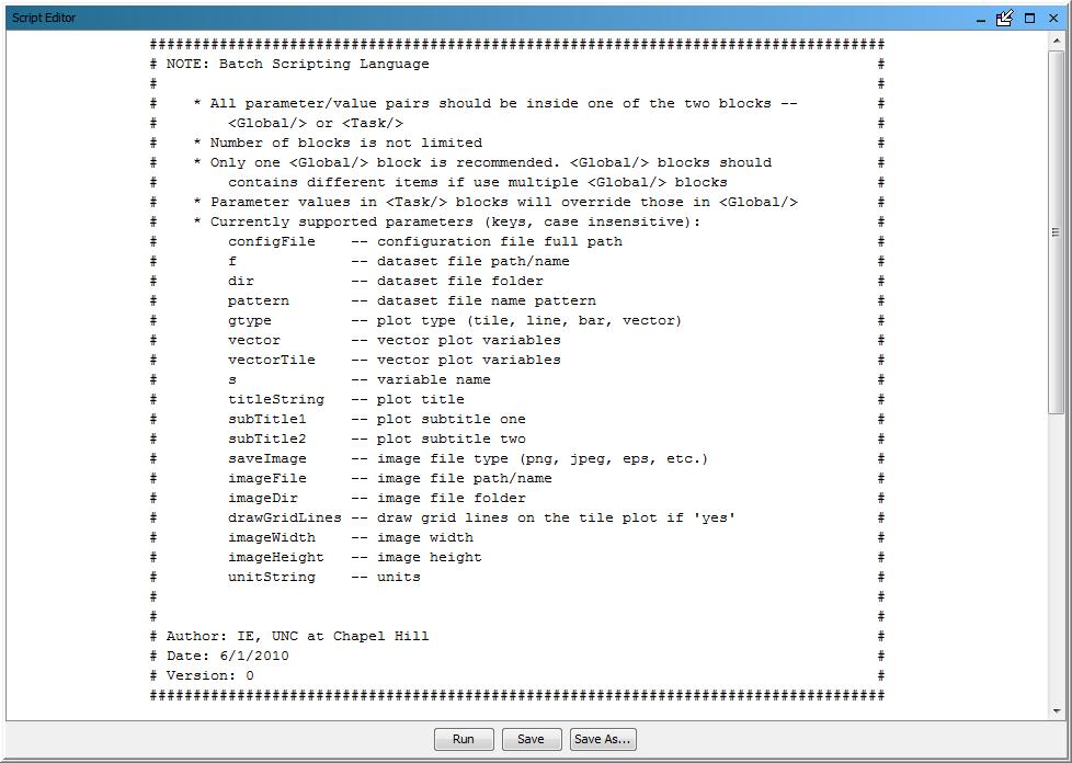 VERDI 14 User Manual CMASWIKI – Sample Case File